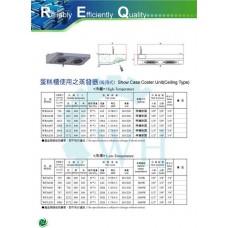Evaporator UR & UF