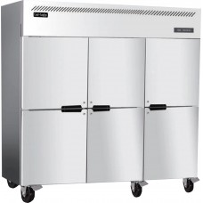 Cool-Linden 6 Doors Stainless Steel Service Counter