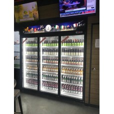 LINDEN-Luxury Commercial Display Chiller/Freezer